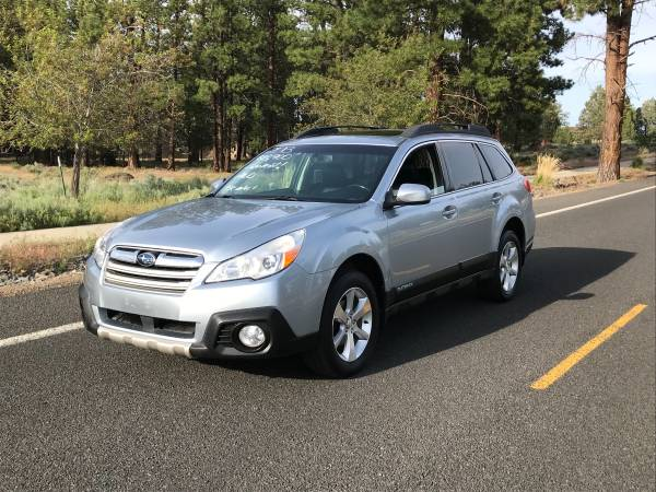 2013 Subaru Outback 25l Limited Sisters Car Connection